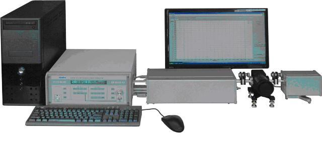 Панорамный измеритель КСВН и ослабления Р2-68М диапазон частот 37.5 - 53.57 ГГц
