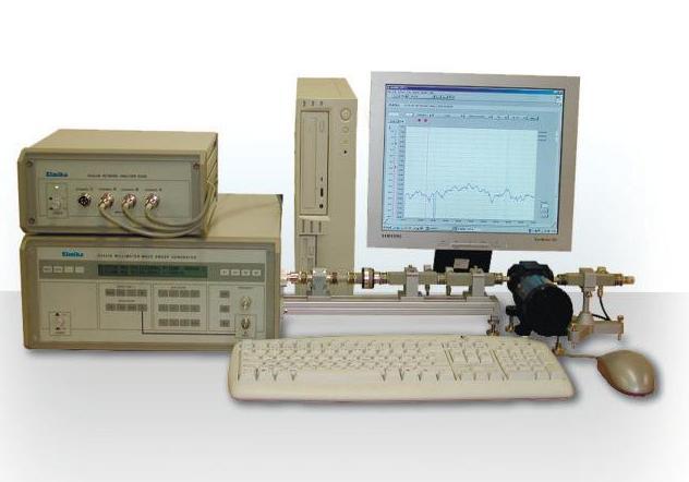 Панорамный измеритель КСВН и ослабления Р2-123М диапазон частот 129.2 - 142.8 ГГц