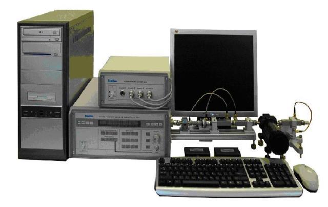 Панорамный измеритель КСВН и ослабления Р2-139М диапазон частот 178.4 - 225 ГГц